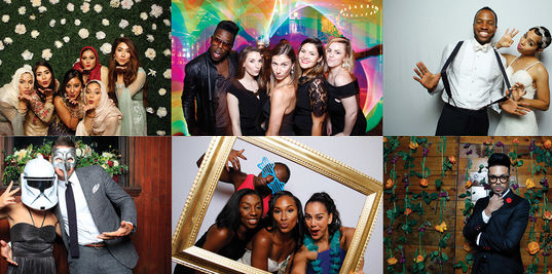 Rainbow Promotions Digital Photo Booths
